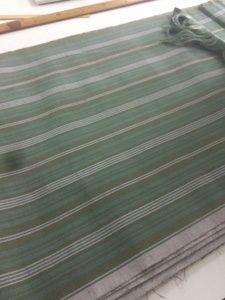 機織り教室-着尺